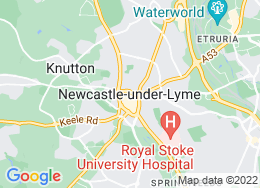 Newcastle,Staffordshire,UK