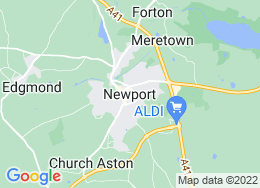 Newport,Shropshire,UK
