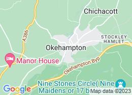 Okehampton,Devon,UK