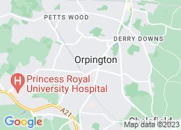 Orpington,Kent,UK