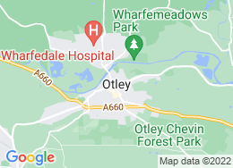 Otley,West Yorkshire,UK