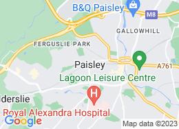 Paisley,Renfrewshire,UK
