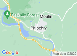 Pitlochry,Perthshire,UK