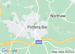Potters bar,Hertfordshire,UK