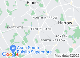 Rayners Lane,London,UK