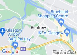 Renfrew,Renfrewshire,UK