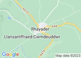 Rhayader,Powys,UK