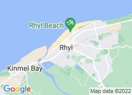 Rhyl,Clwyd,UK