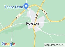 Royston,Hertfordshire,UK