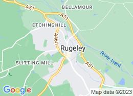Rugeley,Staffordshire,UK