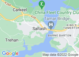 Saltash,Cornwall,UK