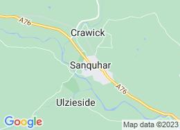 Sanquhar,Dumfriesshire,UK
