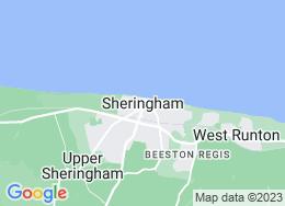 Sheringham,Norfolk,UK