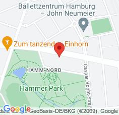 Google Maps / Routenplaner Augenarzt HH-Hamm