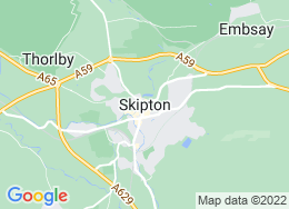Skipton,North Yorkshire,UK