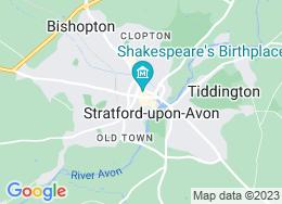 Stratford-upon-avon,Warwickshire,UK