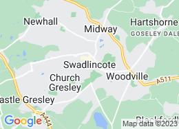 Swadlincote,Derbyshire,UK