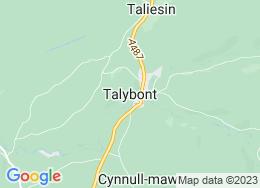Talybont,Dyfed,UK