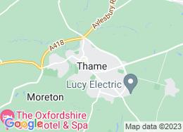 Thame,Oxfordshire,UK