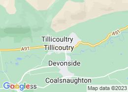 Tillicoultry,Clackmannanshire,UK
