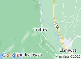 Trefriw,Gwynedd,UK