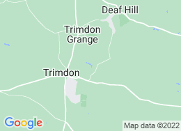 Trimdon station,County Durham,UK