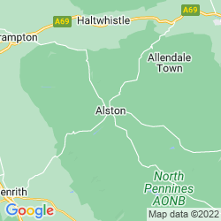 Map of Alston