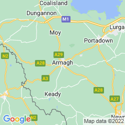 Map of Armagh