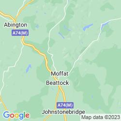 Map of Badminton
