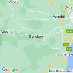 Map of Banchory