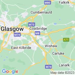 Map of Bellshill