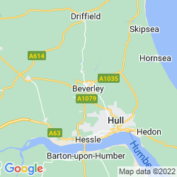 Map of Beverley