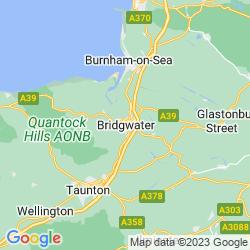 Map of Bridgwater