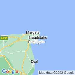 Map of Broadstairs
