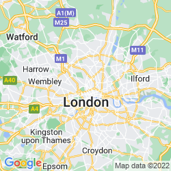 Map of Camden Town