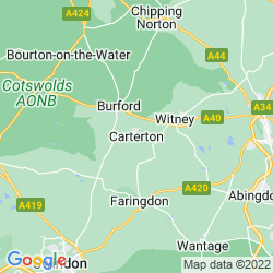 Map of Carterton