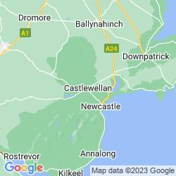 Map of Castlewellan