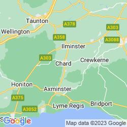 Map of Chard