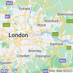Map of Charlton