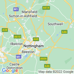 Map of Diss
