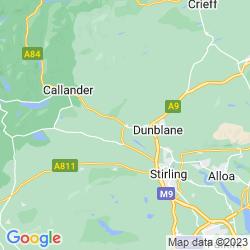 Map of Doune