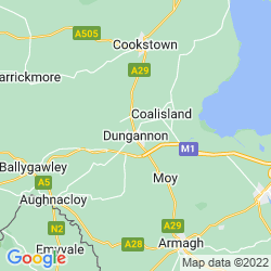 Map of Dungannon