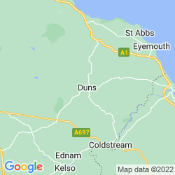 Map of Duns