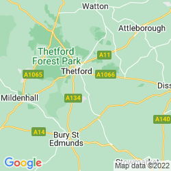 Map of Euston