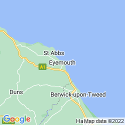Map of Eyemouth