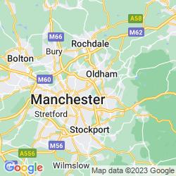 Map of Failsworth
