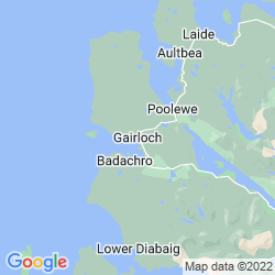 Map of Gairloch