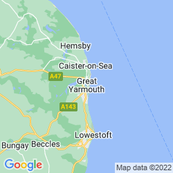 Map of Great Yarmouth