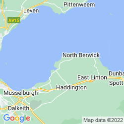 Map of Gullane