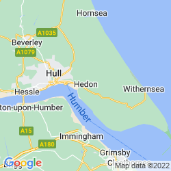 Map of Hedon